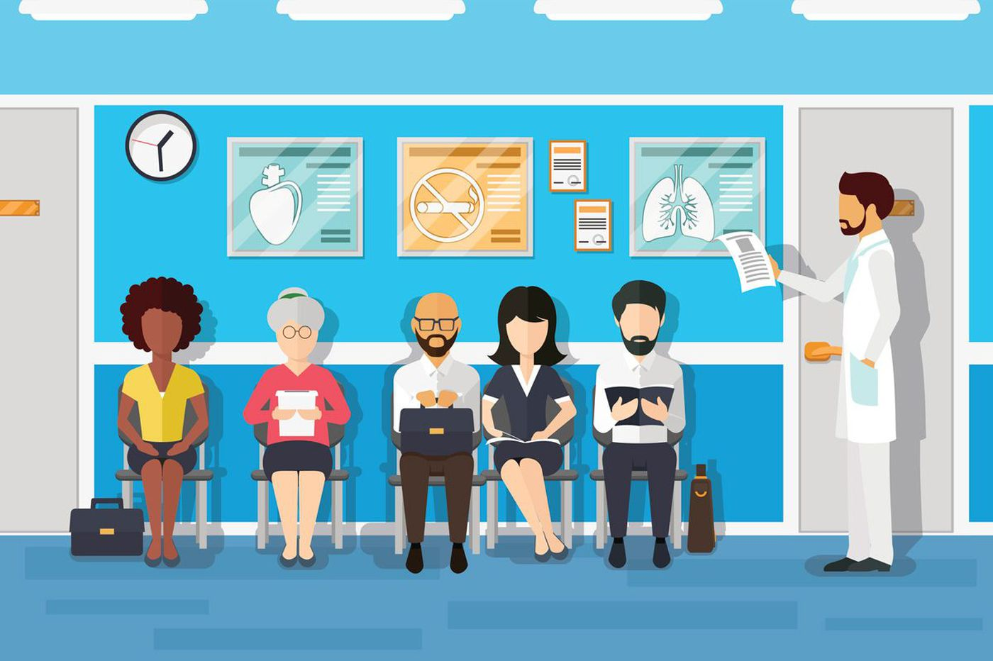 How patients can make sure their doctor's office respects them