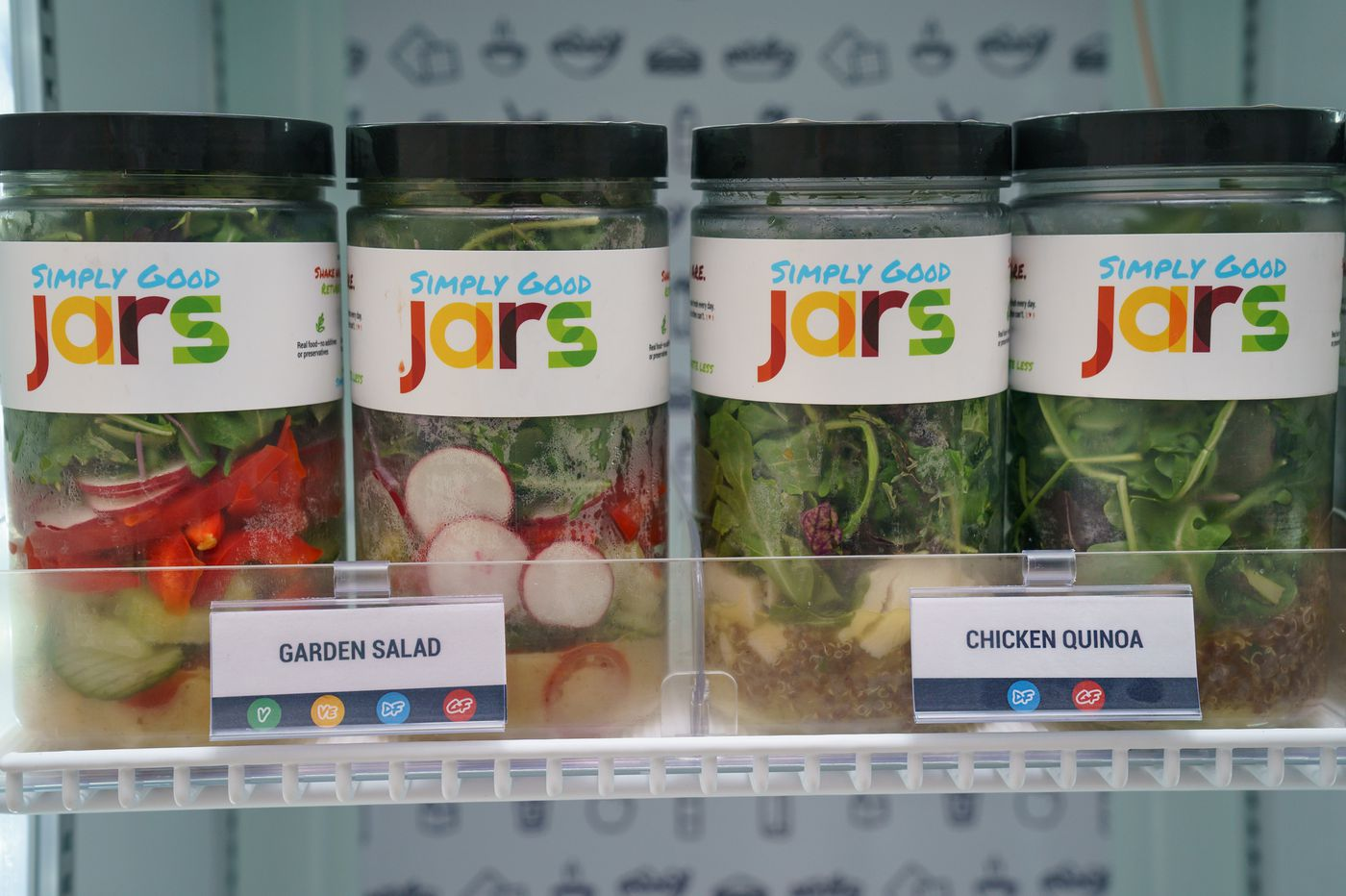How hospitals are making it easier to eat healthy: Salads in jars, fruit for dessert, and less soda