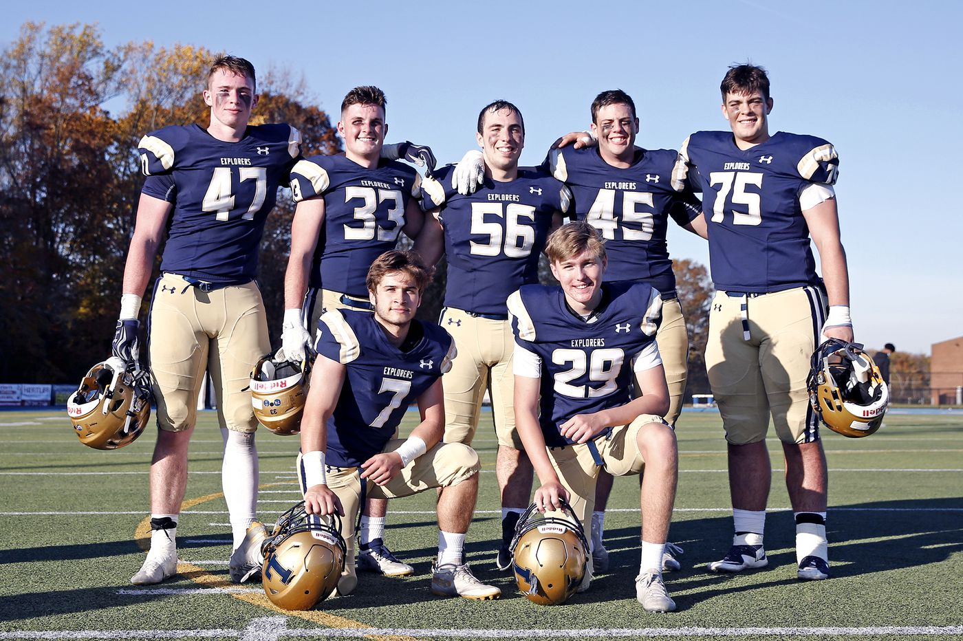 Band of 'brothers' carried La Salle through special football season