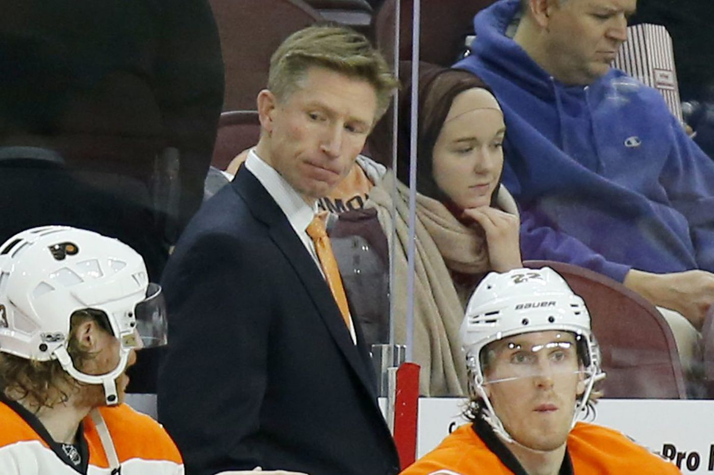 Will Flyers' road trip decide Dave Hakstol's fate?