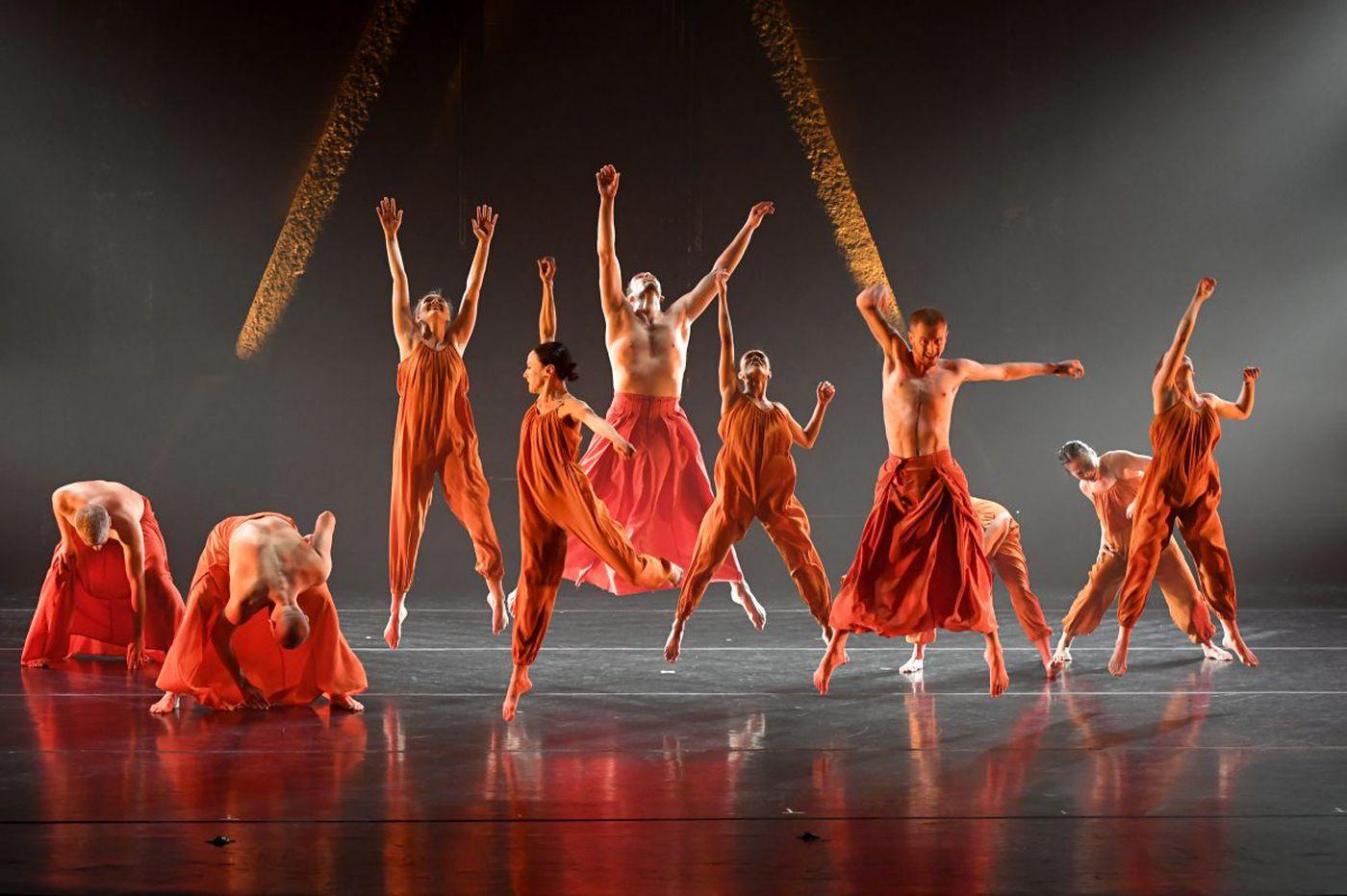 Koresh Dance Company astonishes again with 'Inner Sun'