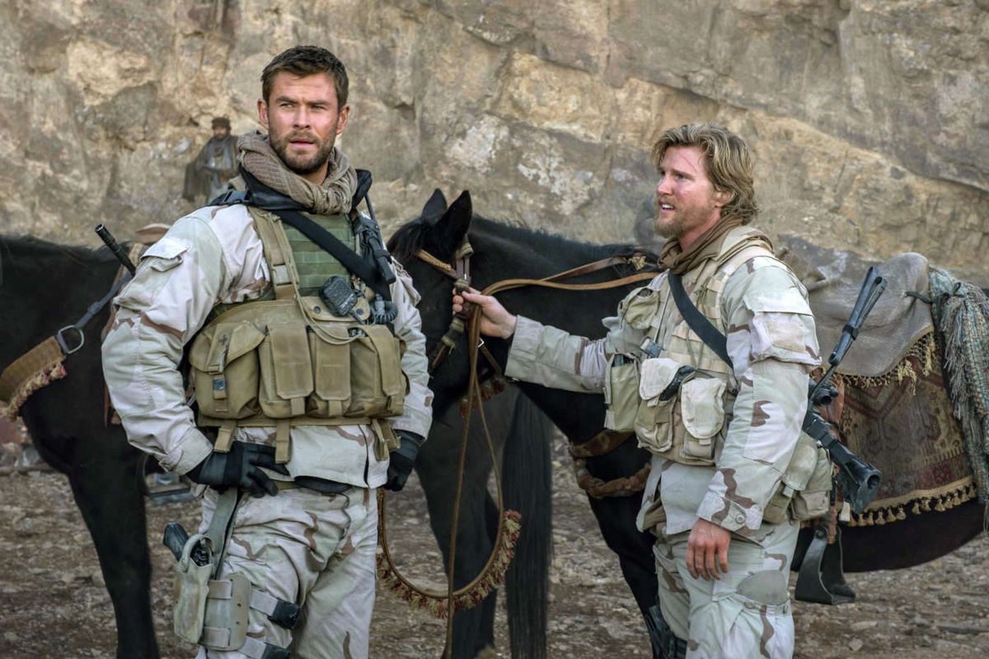 '12 Strong': Chris Hemsworth's Afghan cavalry flick turns out to be a decent yarn
