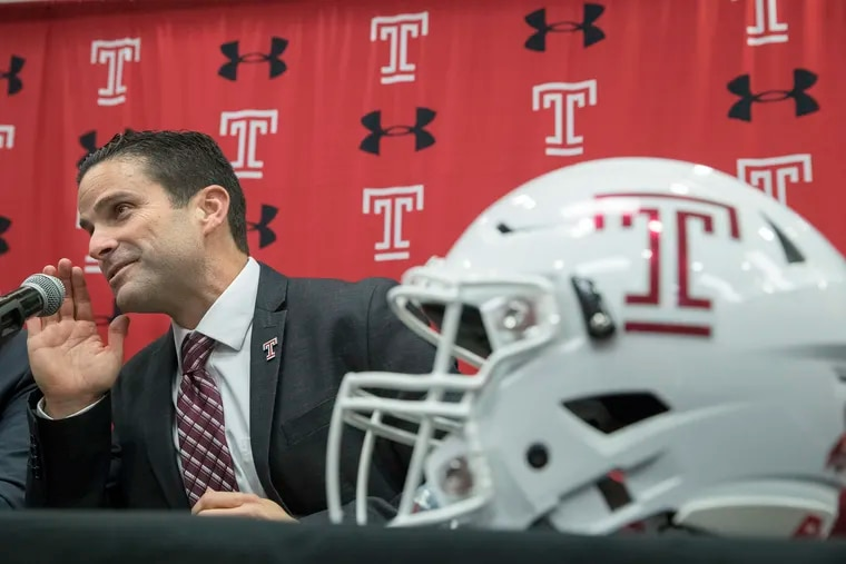 Manny Diaz and the Owls hosted a number of recruits during practice this week.