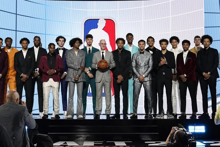 The 2021 NBA draft class was one of the best dressed in recent memory.