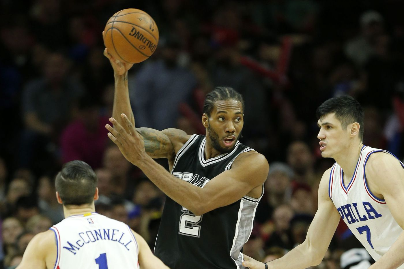 NBA free agency: Sixers still in the mix to trade for Leonard, other updates you need to know
