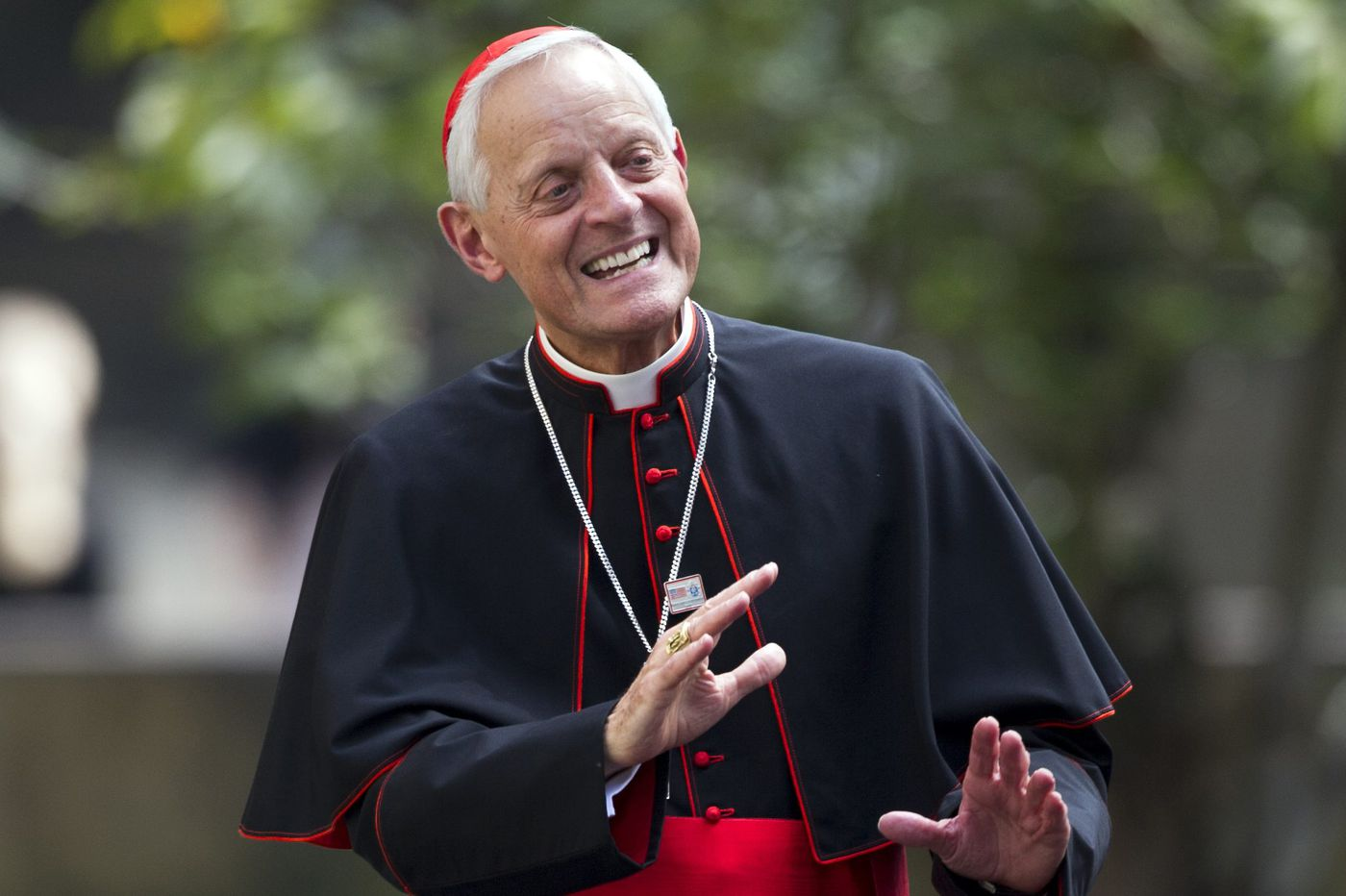 Pope Francis accepts resignation of Cardinal Wuerl, at center of Pa. grand jury report on Catholic clergy sex abuse