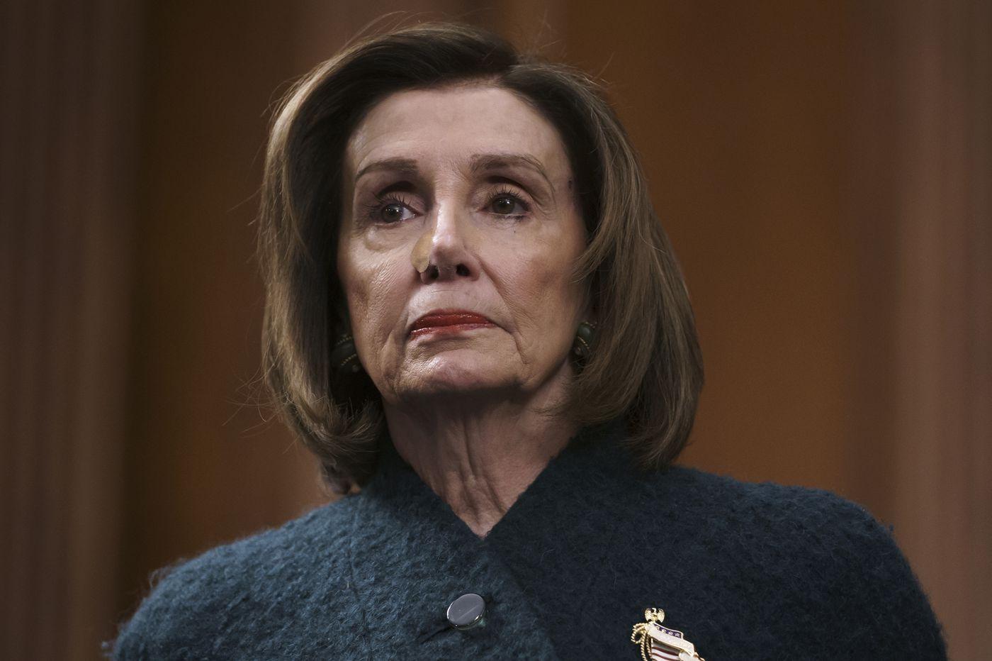 Nancy Pelosi says Catholics don't hate — but I do | Christine Flowers