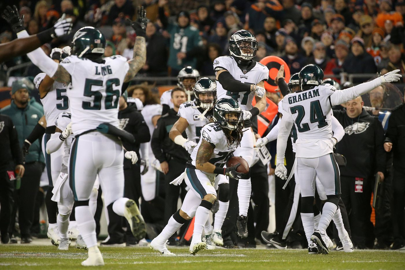 Avonte Maddox is growing up fast, but the Eagles might need him to be more than a rookie vs. the Saints