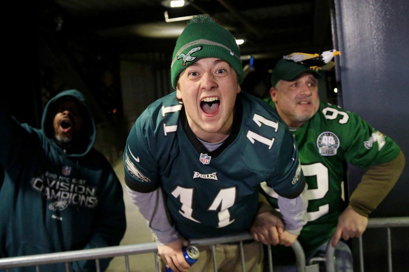 Not all Eagles fans were cheering on Sunday | Jenice Armstrong