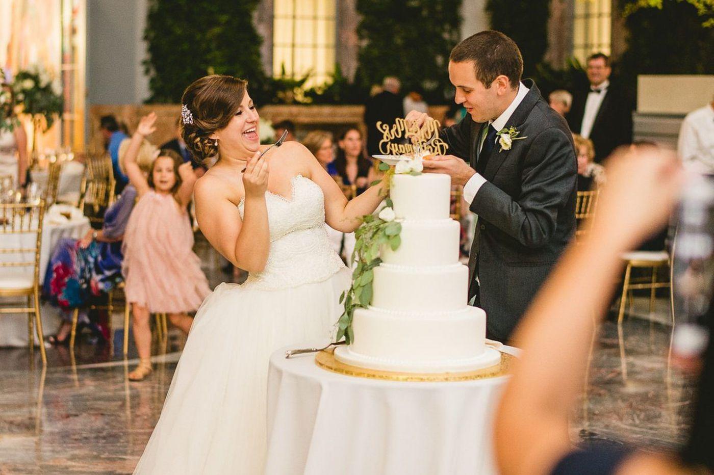 Weddings: Kasia Kordas and Christopher Roithmayr