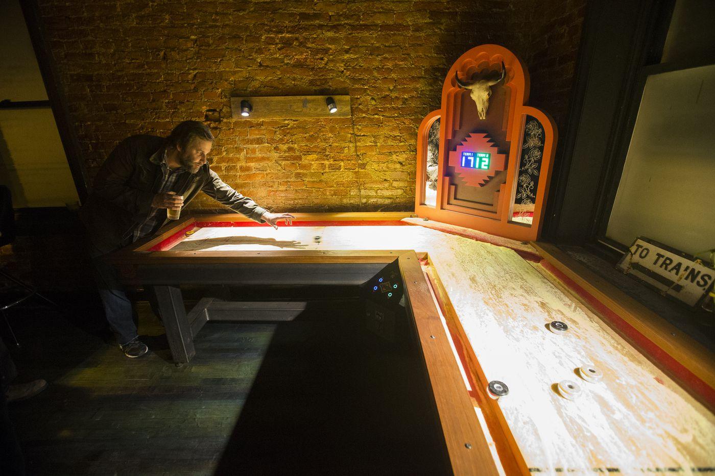 Inside Kensington's coolest, weirdest new bar, The International