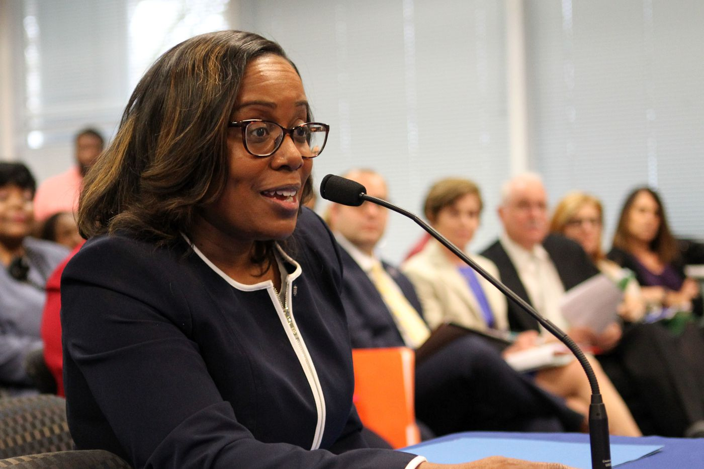Katrina McCombs appointed new Camden schools chief amid fiscal troubles