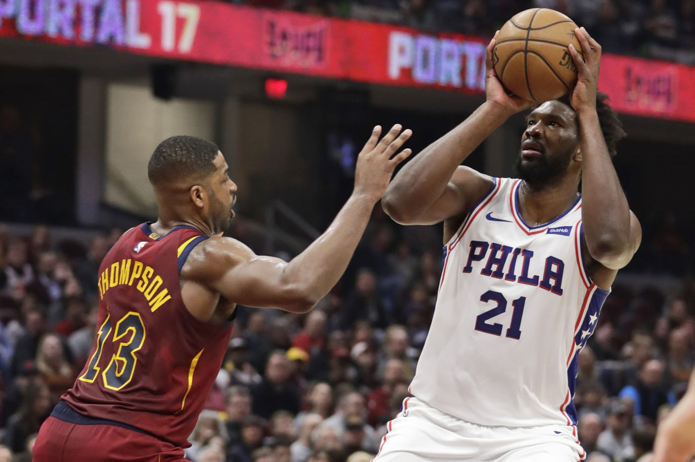 Sixers impressive in much-needed 114-95 win over Cleveland Cavaliers