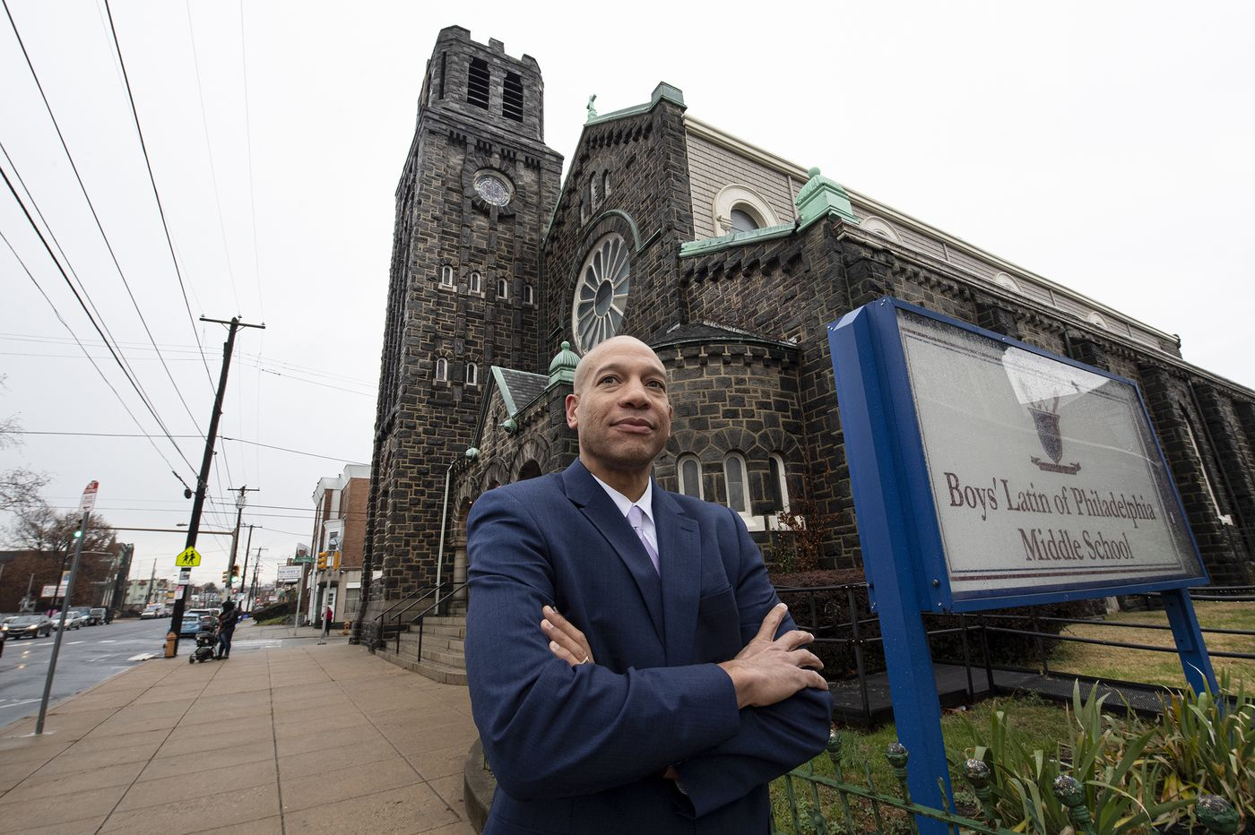 A Philly charter school bought this church building, and now it faces a preservation battle