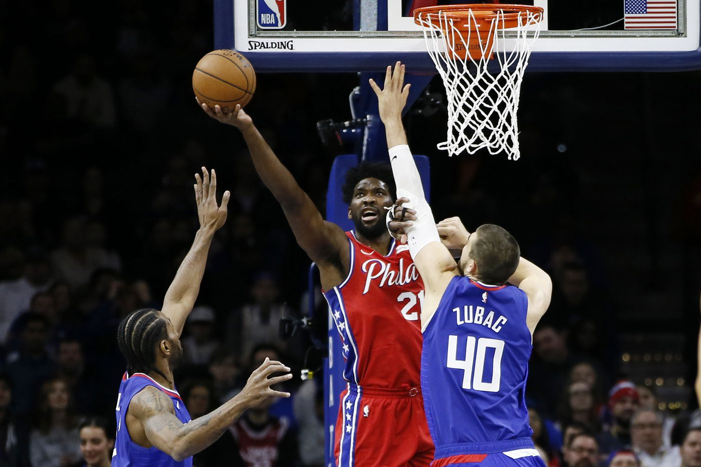 Sixers podcast: Joel Embiid, Al Horford, and the final third of the season