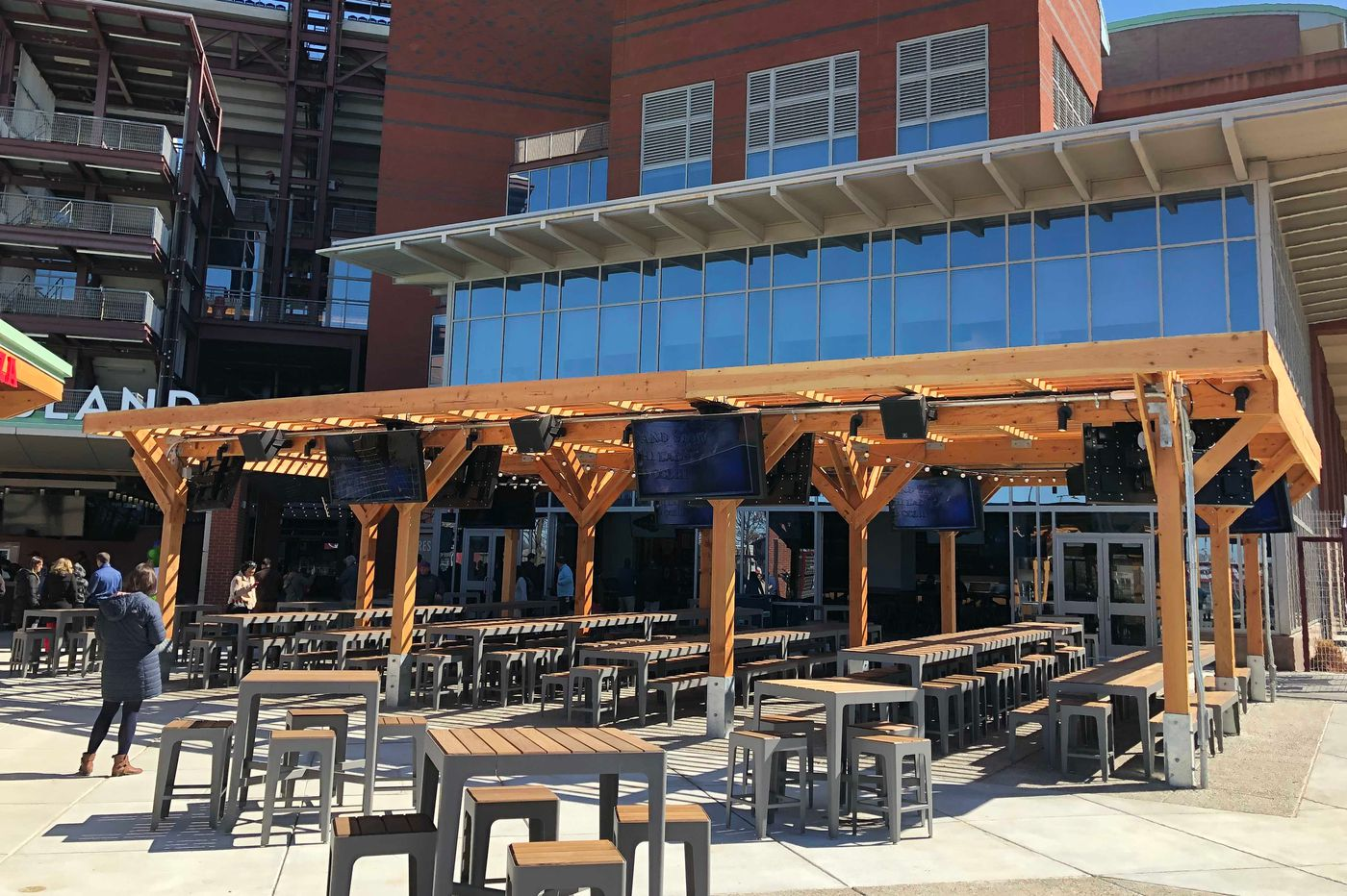 Inside Citizens Bank Park for 2019: New food options, outdoor beer garden and more