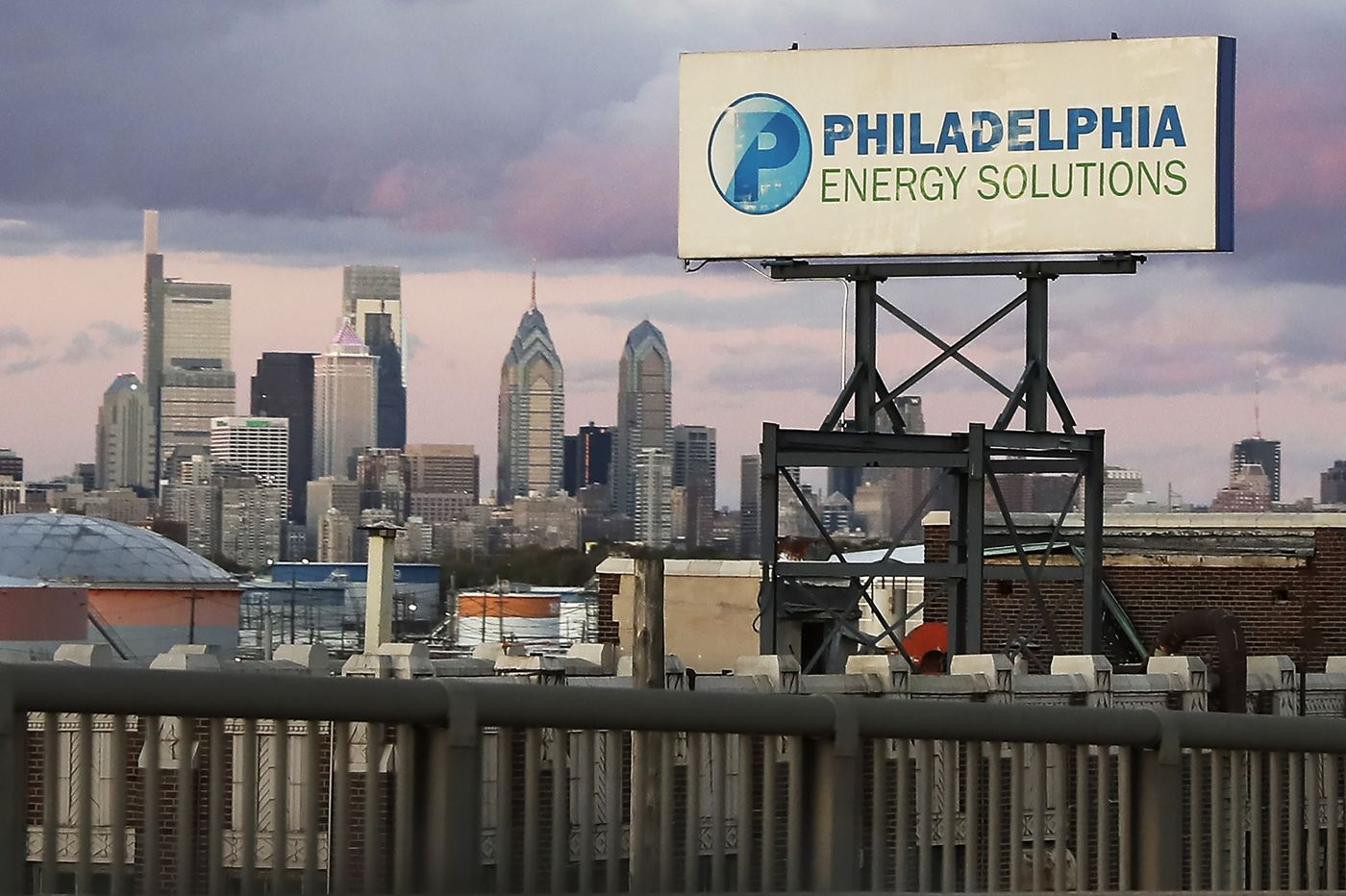 Chicago developer Hilco's $240 million bid wins auction for bankrupt Philadelphia refinery