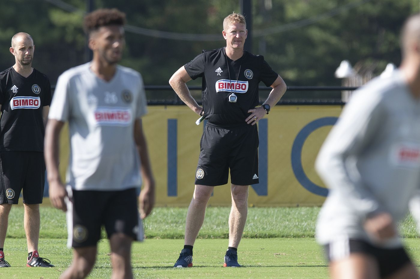 Jim Curtin to stay as Union manager; Jay Simpson, Josh Yaro gone as offseason overhaul starts