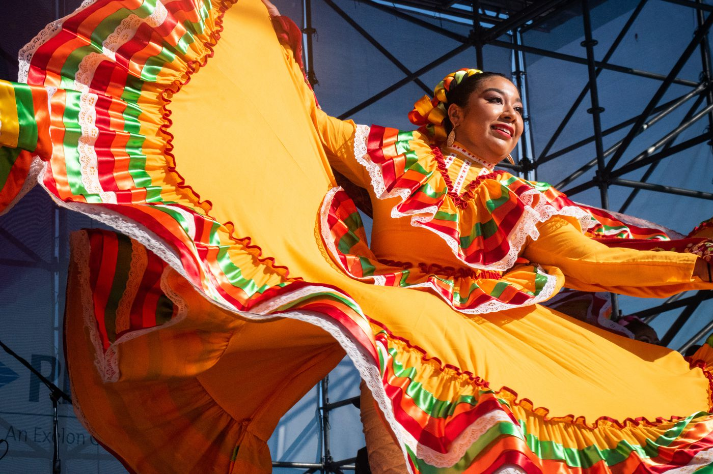 A personal tradition at the Mexican Independence Day Festival