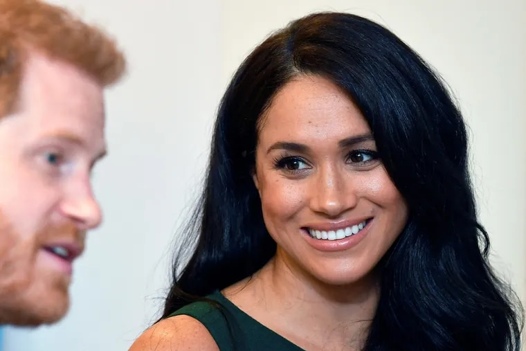 Prince Harry, Duke of Sussex, and Meghan, Duchess of Sussex.