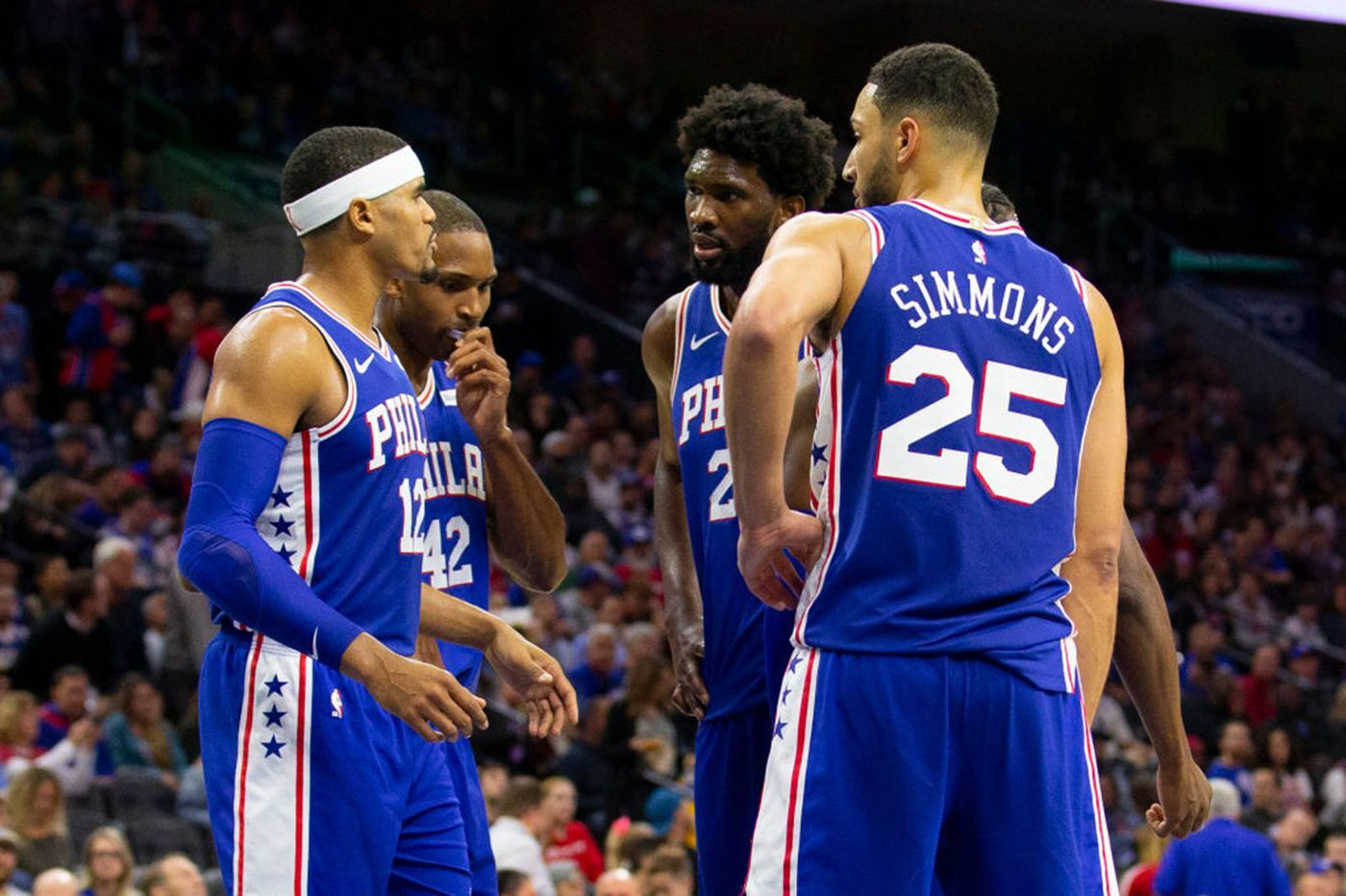 Doc Rivers embraces the Sixers' size: 'You have to be the best version of you and not apologize for that'