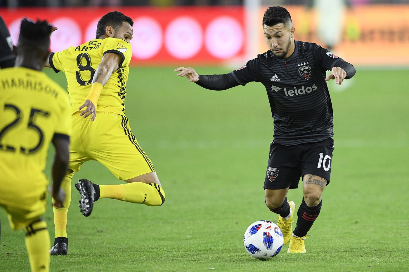 Paris Saint-Germain's move to sign D.C. United's Luciano Acosta's falls apart on last day of transfer window