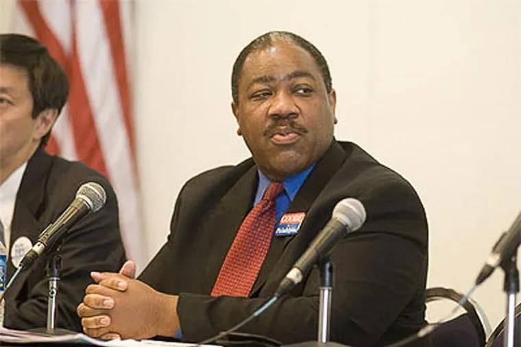 Philadelphia City Councilman W. Wilson Goode Jr. (File photo: Ed Hille / Staff Photographer)