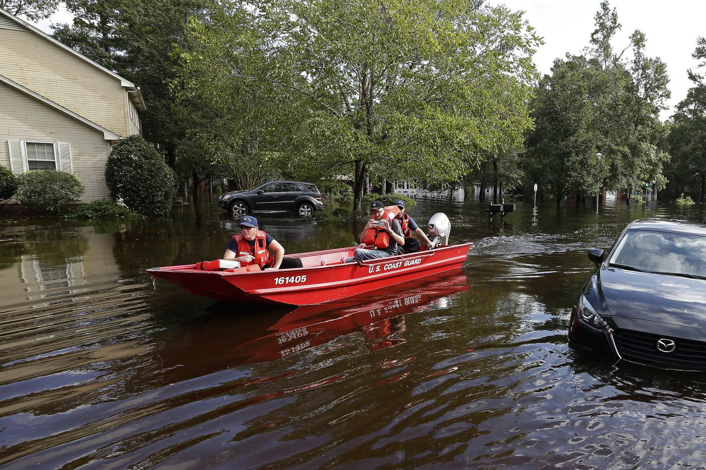 Hurricane Florence spared Philly region, but what about the next storm? | Editorial