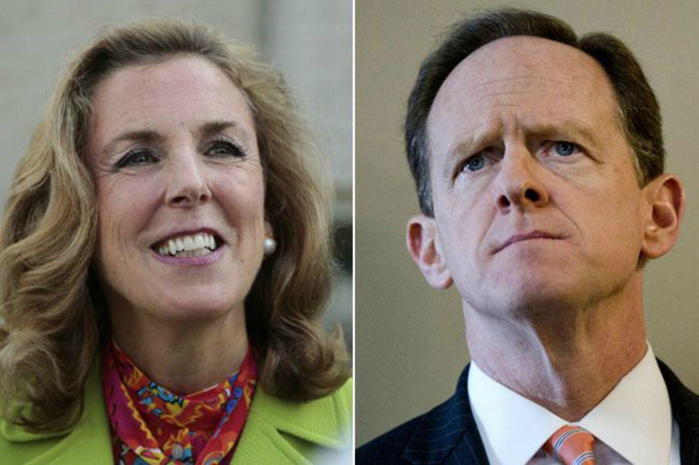 Money talks loudly in attack ads for Pennsylvania's Senate campaign