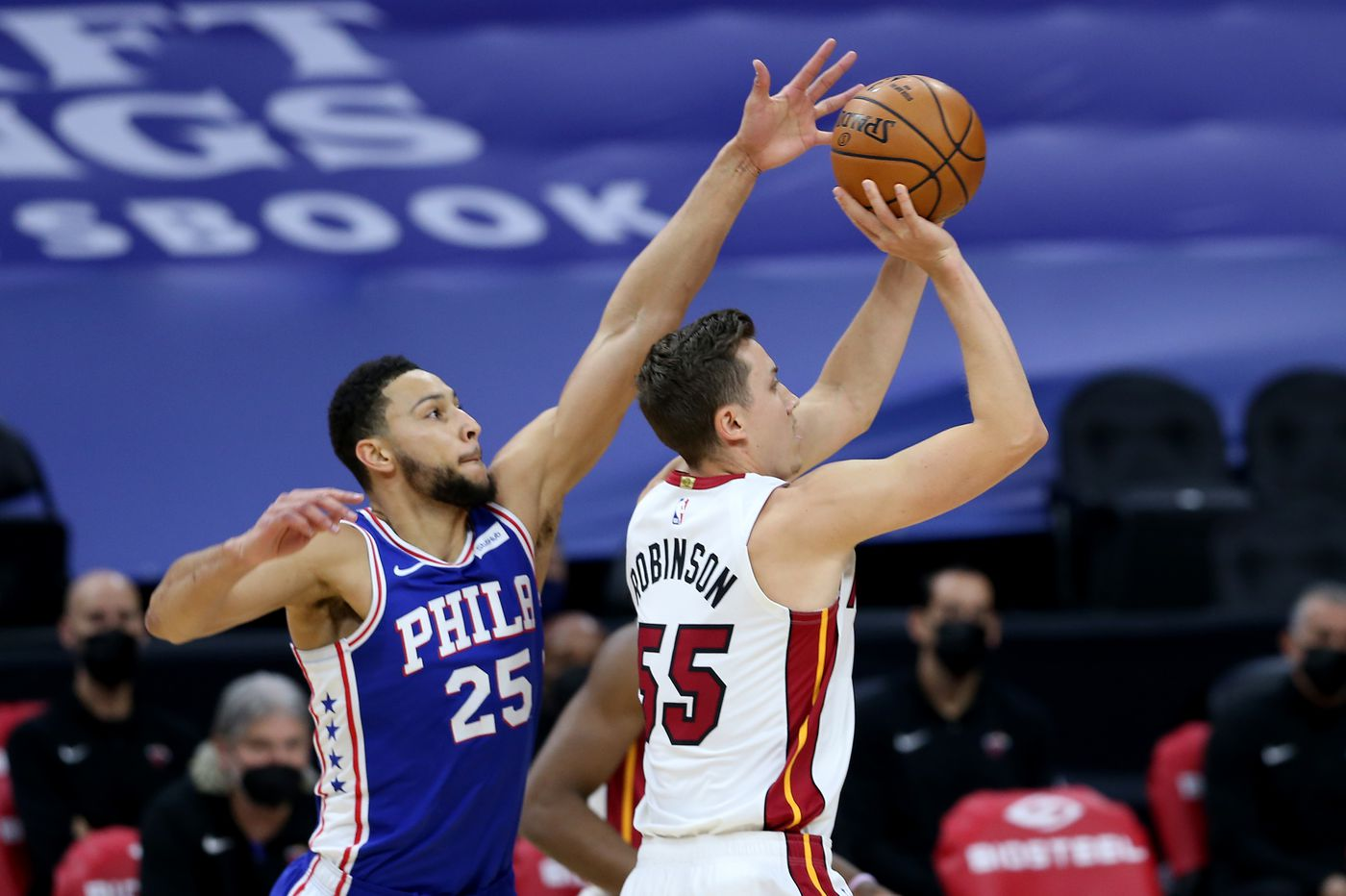 Sixers-Heat best/worst: Joel Embiid dominates, Ben Simmons finishes with more turnovers than shots