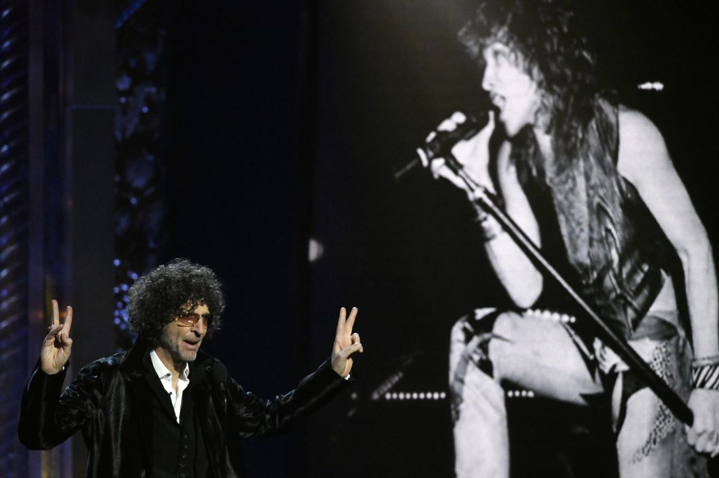 Howard Stern is very upset about his Bon Jovi Rock and Roll Hall of Fame speech