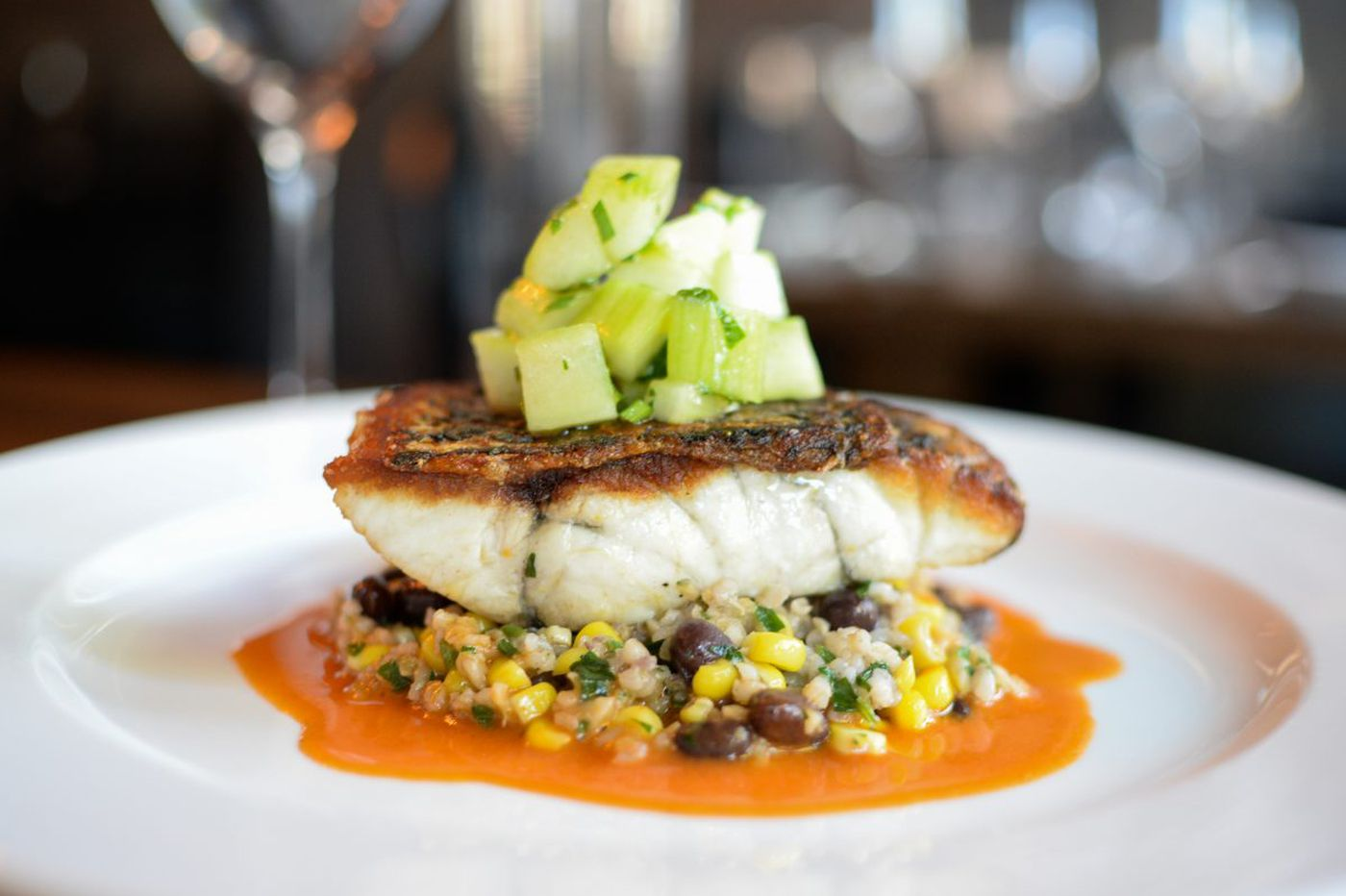 Barramundi is starring on menus in Philly. Is it the next big fish?