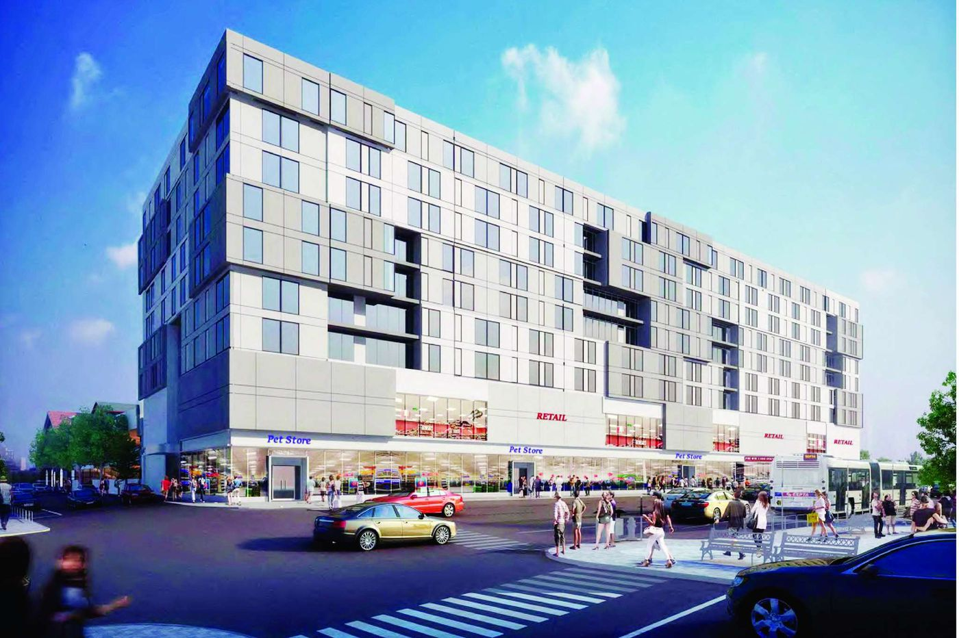 Target aiming for space in S. Broad St.'s Lincoln Square project, filing shows