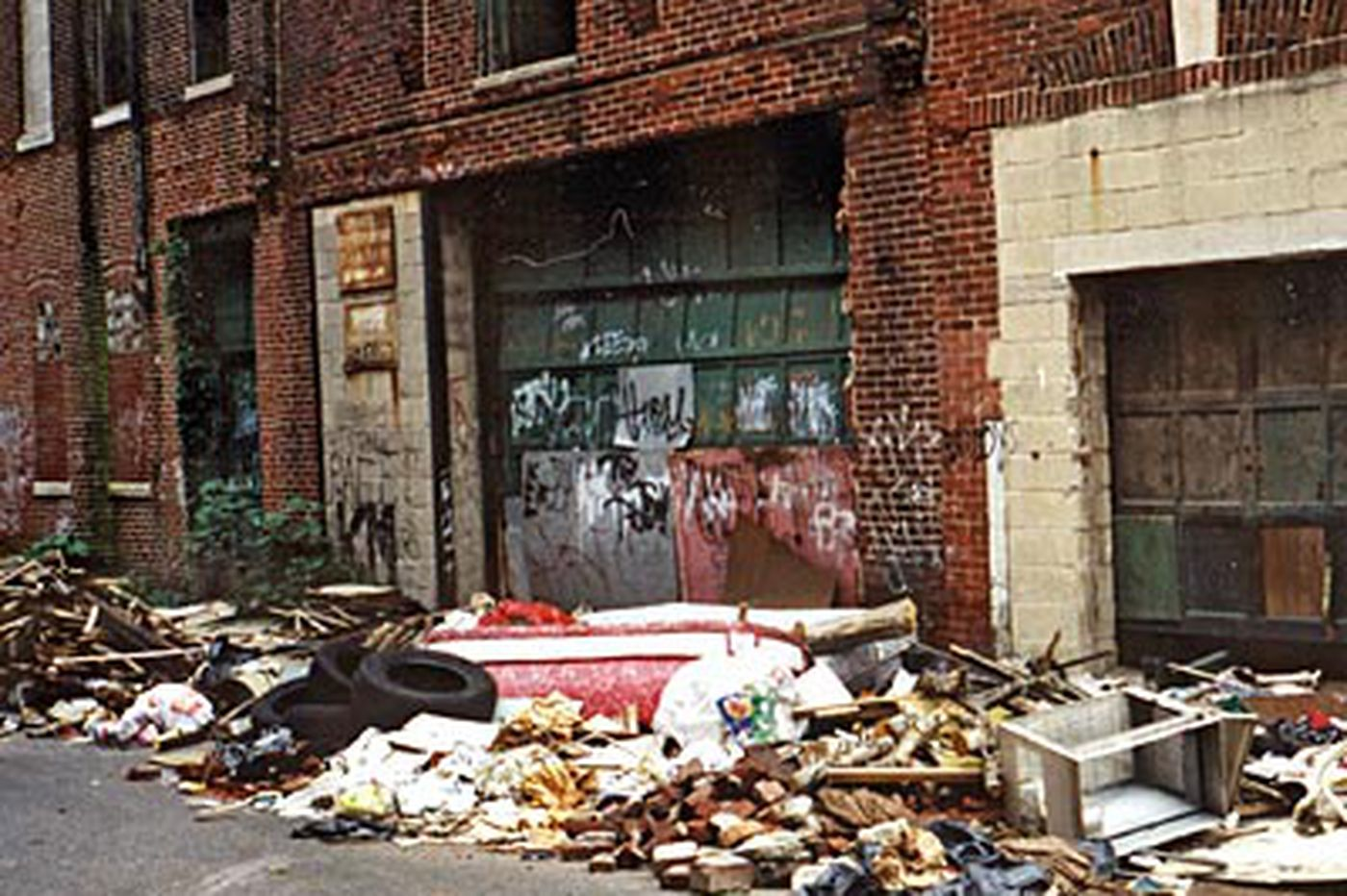 Time expiring on $45M to eradicate Phila. blight