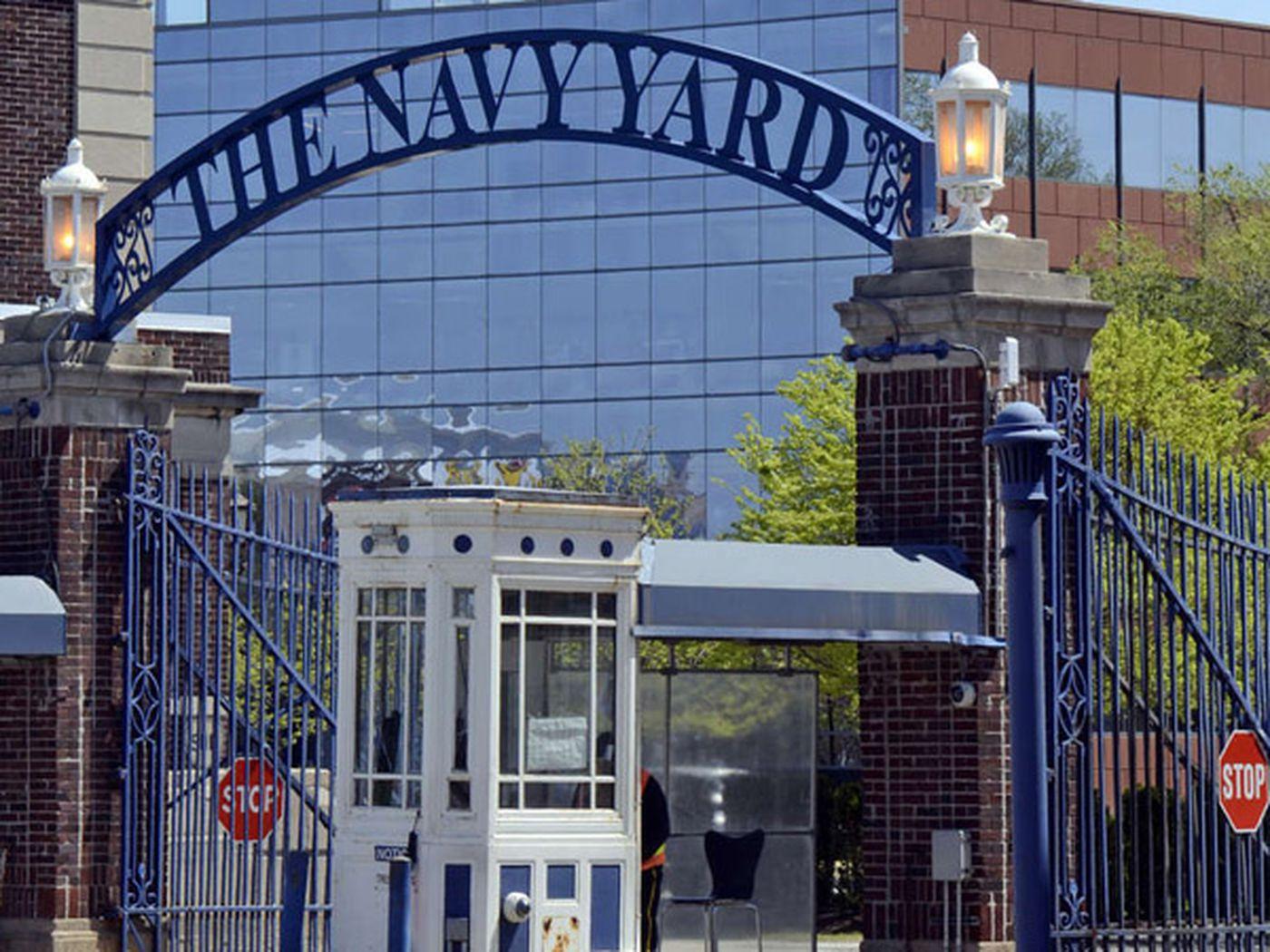 The Philadelphia Navy Yard