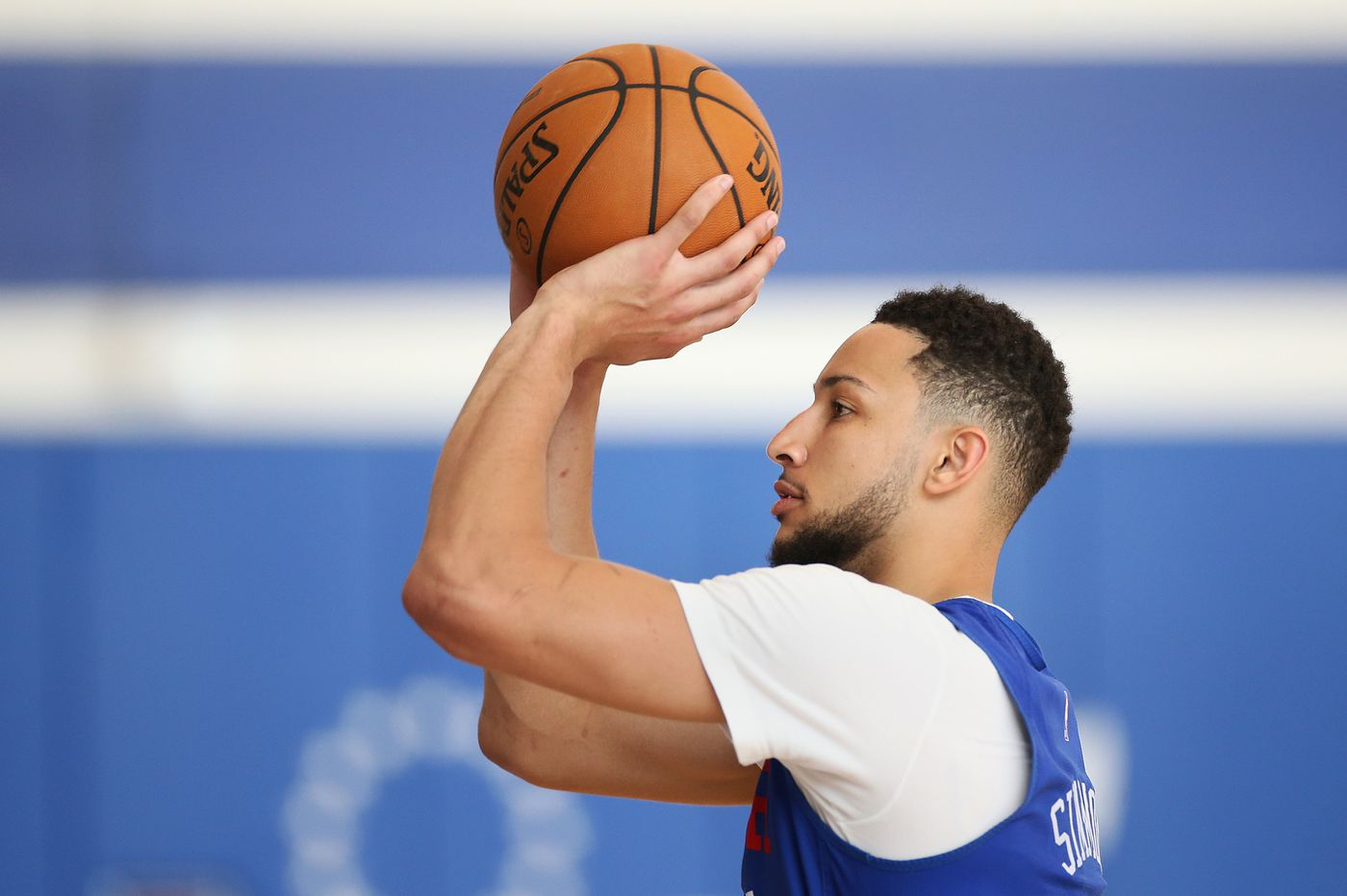 Sixers GM Elton Brand optimistic Ben Simmons will be ready to play when NBA season resumes
