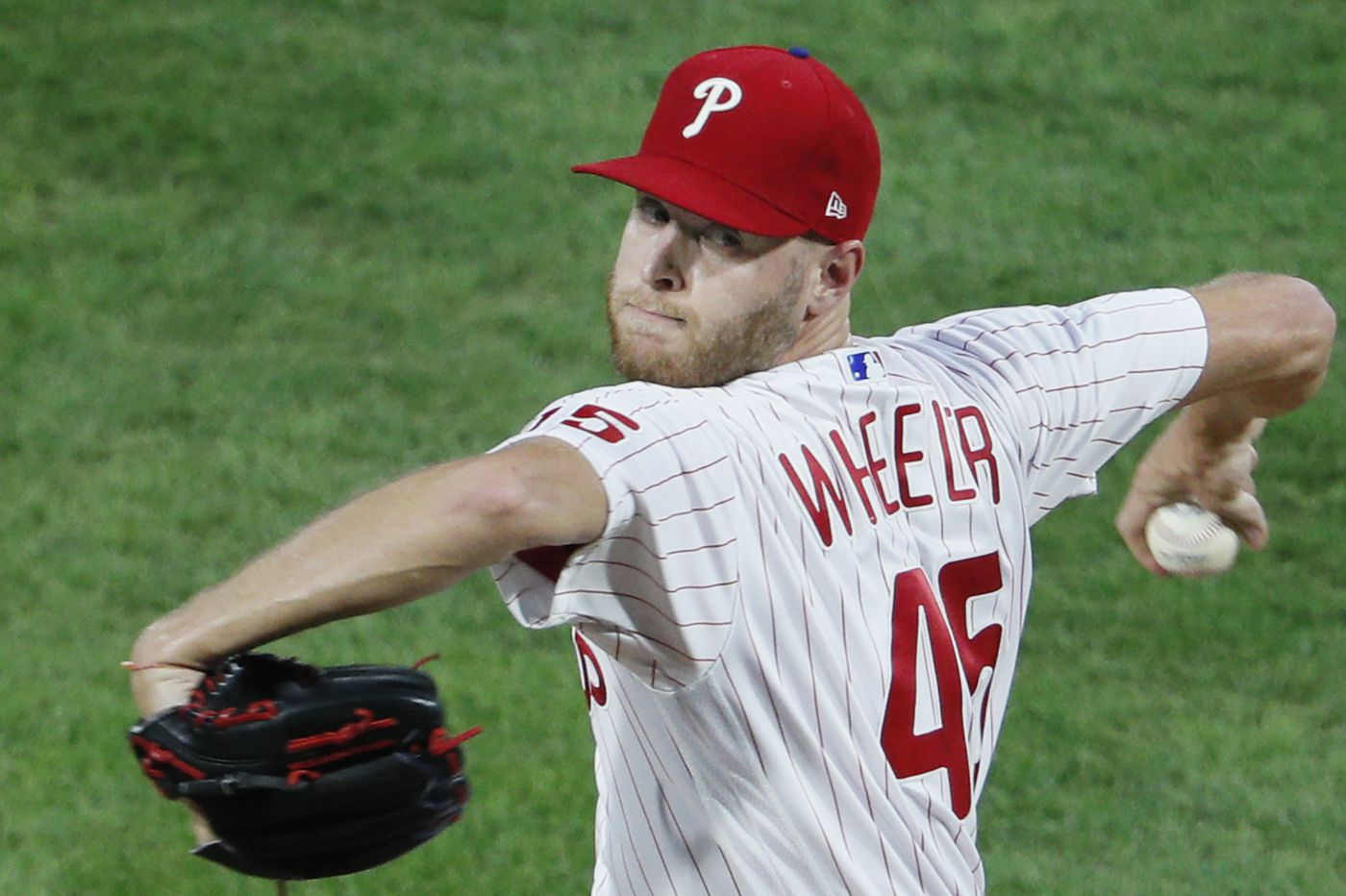 Phillies pitcher Zack Wheeler should be ready for spring training after fingernail surgery