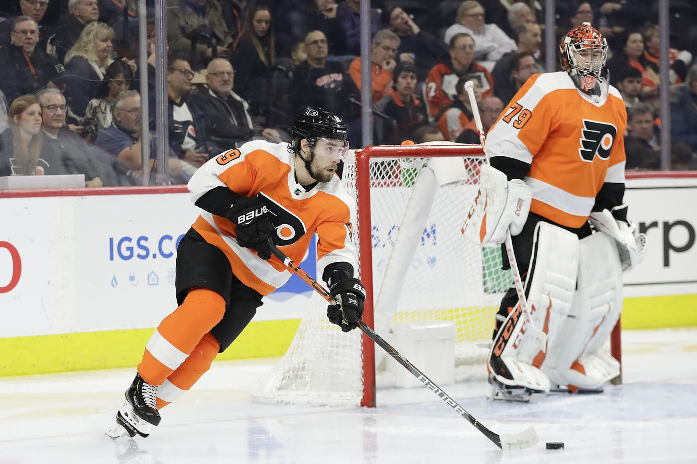 Flyers defenseman Ivan Provorov: 'It feels 'a little more real that hockey is almost back'