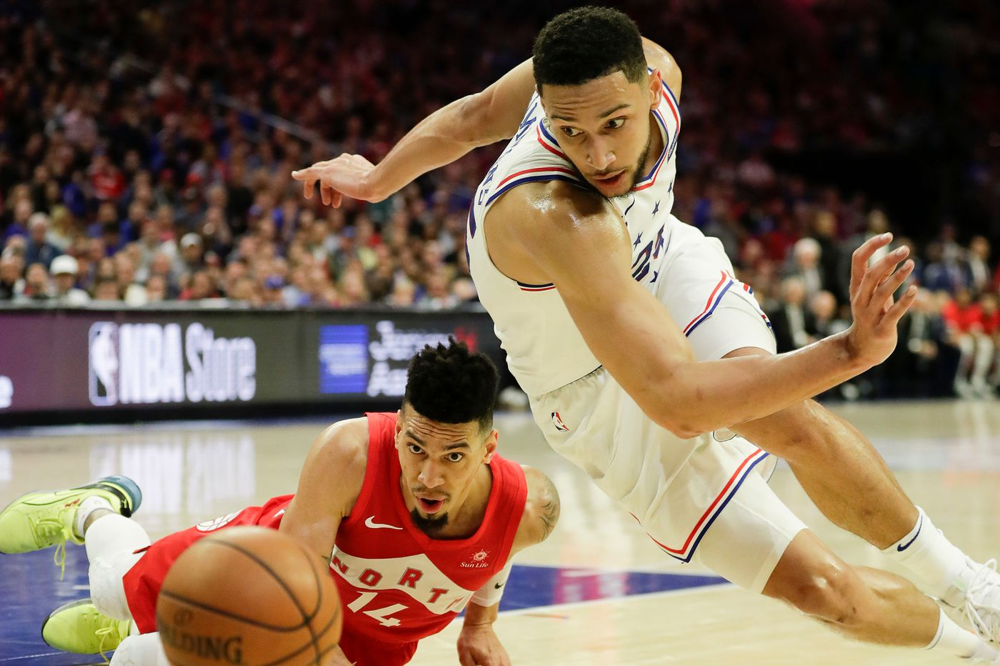 0feb0208a5a Ben Simmons  father stood up for him. Then Simmons stood up for the ...