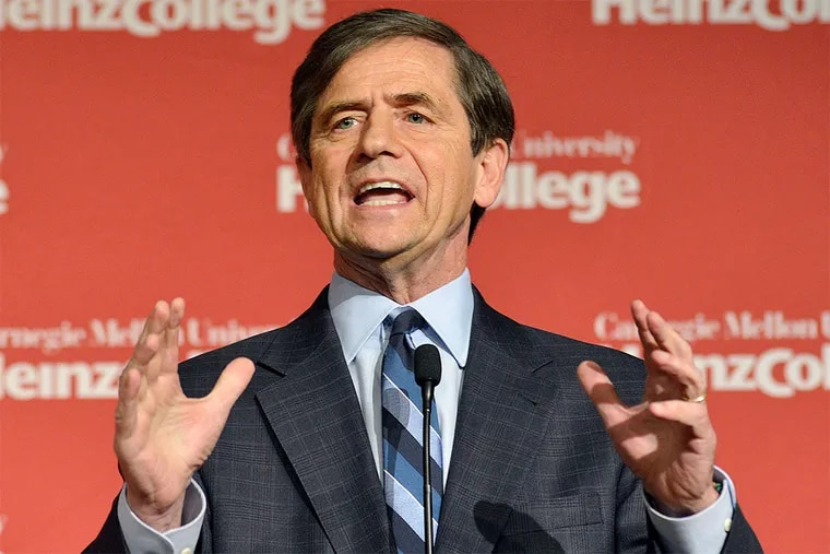 Joe Sestak served two terms in the U.S. House before losing a Senate bid to Republican Pat Toomey in 2010.