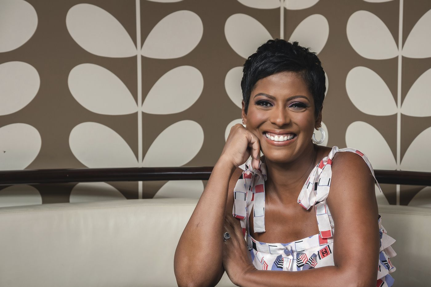 Tamron Hall accepted her first Daytime Emmy Award in a can't-miss Instagram speech