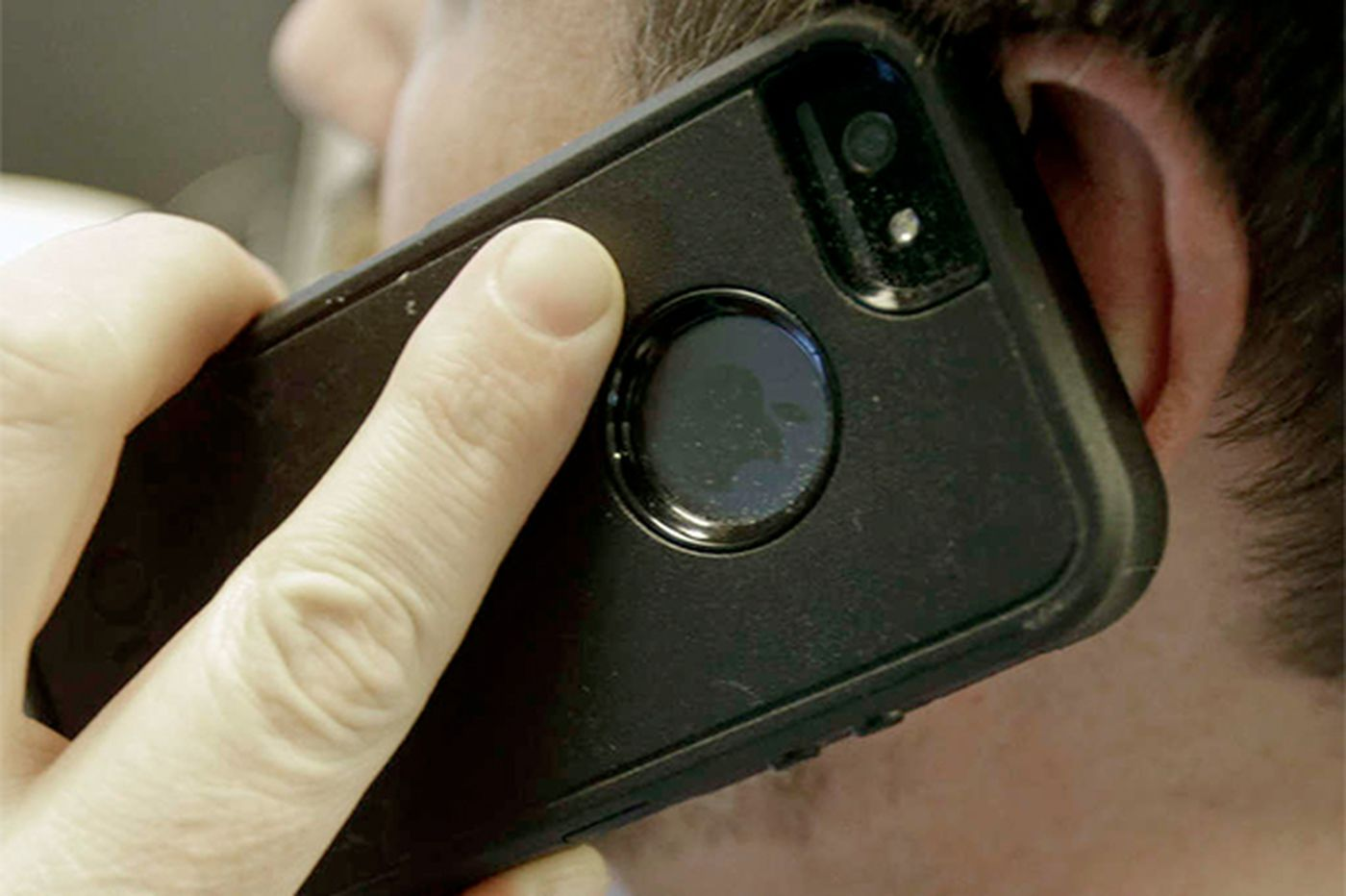 Fighting cellphone theft
