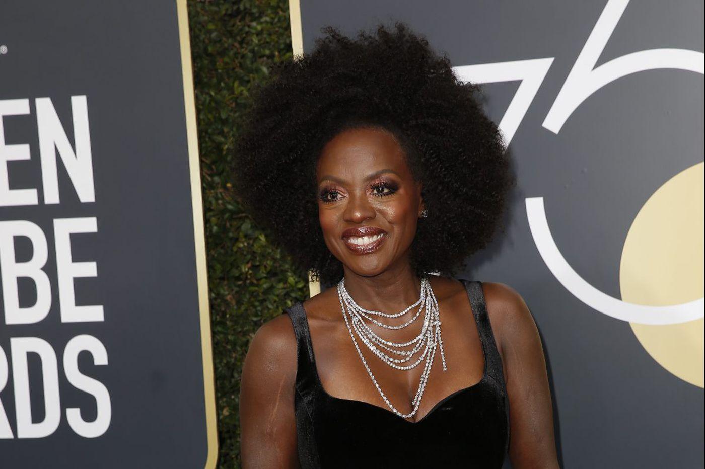 How you can rock Viola Davis' stunning Golden Globe Afro yourself   Elizabeth Wellington