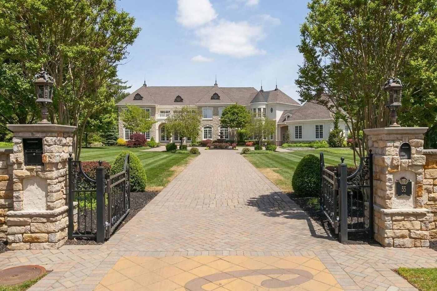 Three of the most expensive properties on the market in Camden County