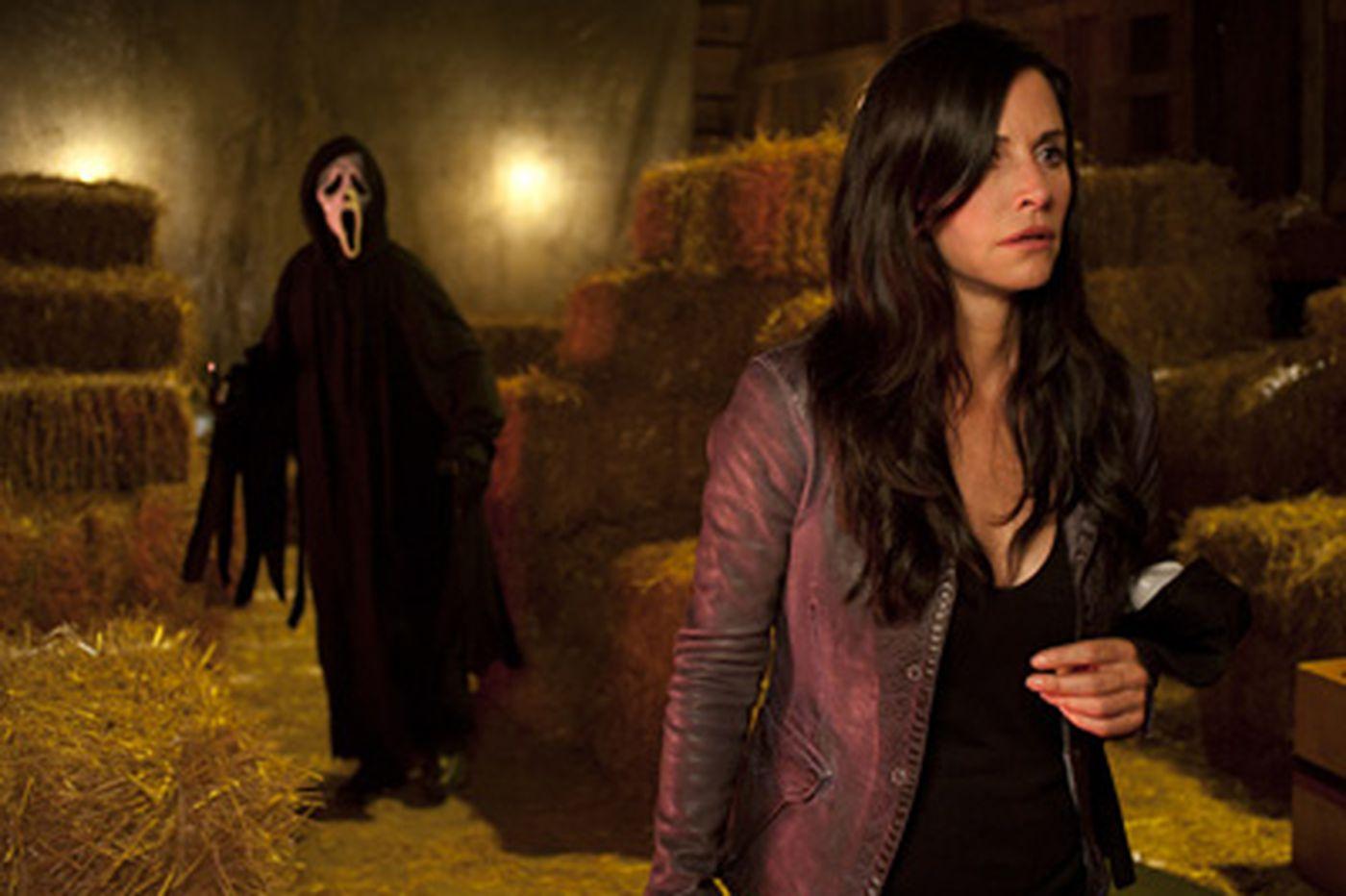 'Scream 4': Ghostface is back again, seeking fresh blood