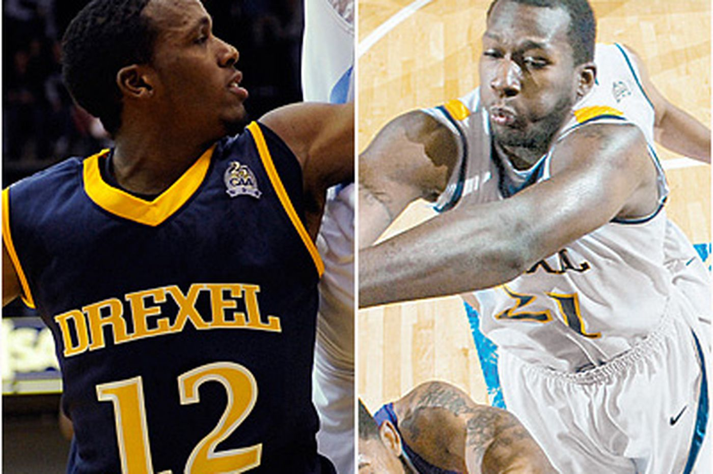 Drexel hoopsters sought in robbery