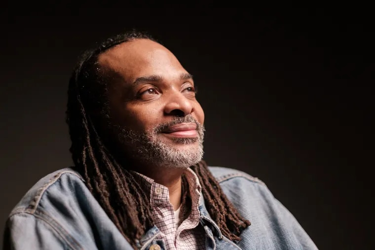 "Charles ""Chuck"" Horton during the filming of ""Beyond the Bullet: Gunshot Violence Survivors Speak."""