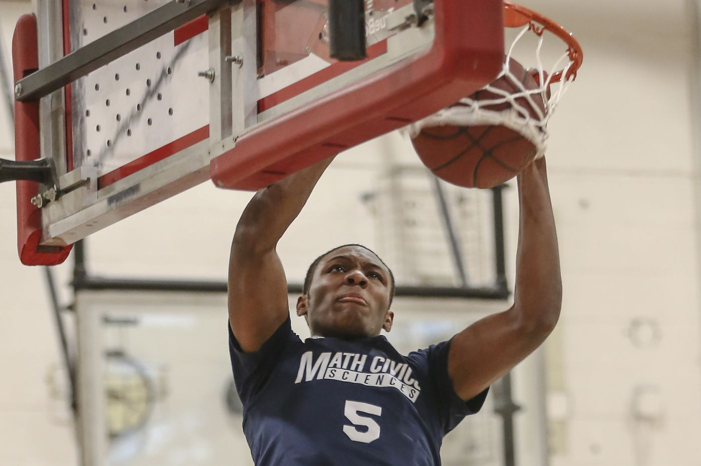Basketball recruiting: MCS's Nisine Poplar might be the city's most intriguing prospect