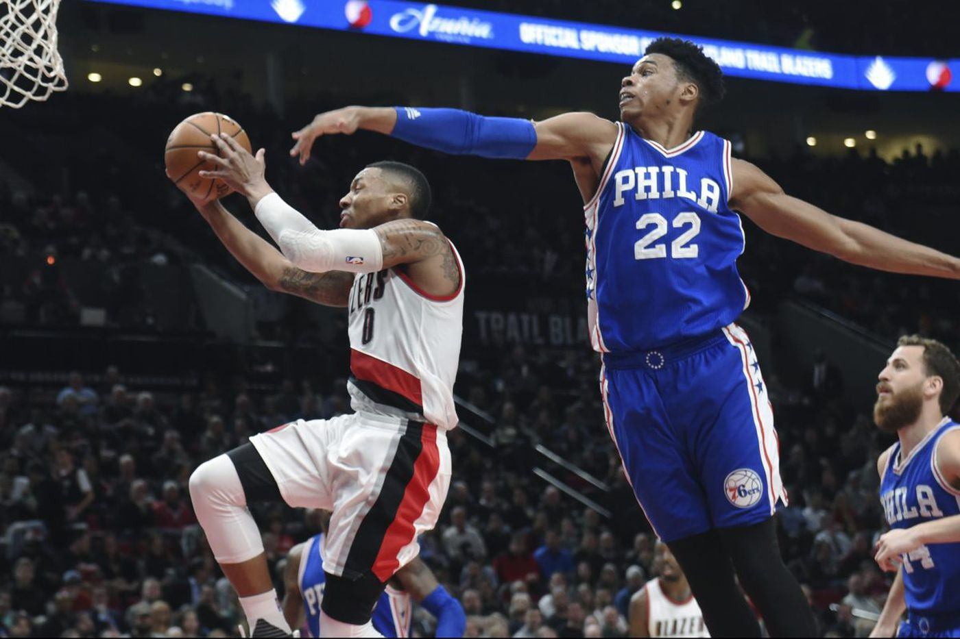 Sixers-Trail Blazers preview: Ben Simmons and Philly must stop Damian Lillard, CJ McCollum and Jusuf Nurkic