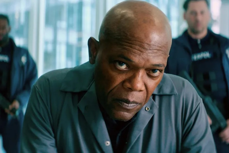 """Samuel L. Jackson is in Philly to start shooting """"Glass."""""""